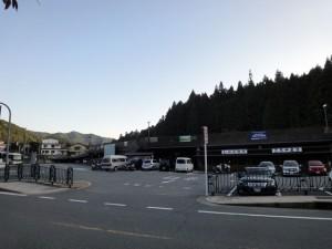 奥の院駐車場