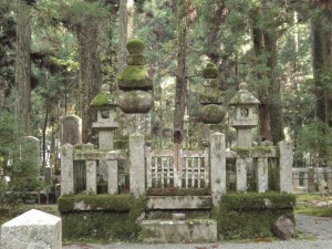 武田信玄・勝頼墓所