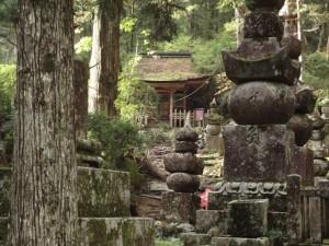 上杉謙信廟3
