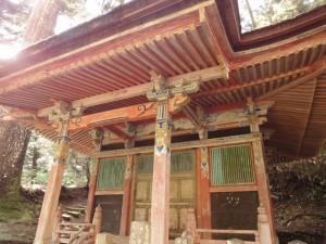 上杉謙信廟2